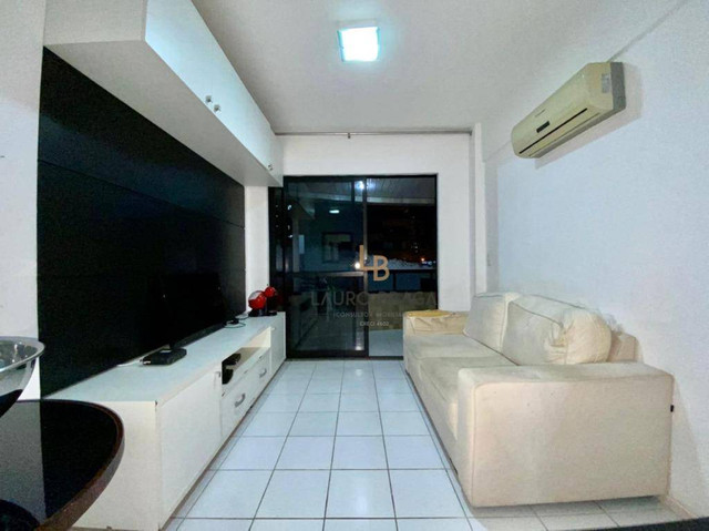 Edf. Tyche. Apartamento com 3 dormitórios, 86 m² - venda por R$ 370.000 ou aluguel por R$  - Foto 4