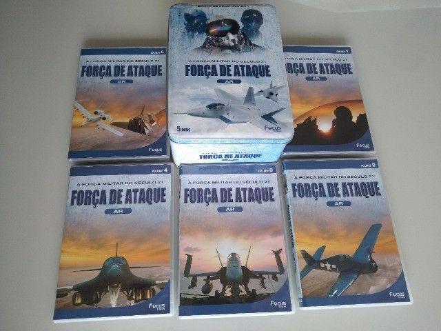 Coleção completa Armas de Guerra + Brinde - Foto 6