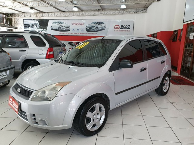 Ford Fiesta Hatch 1.0 (Flex) - Foto 2