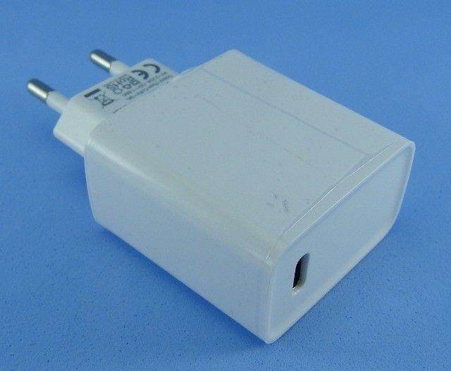 Carregador 20W USB-C (Carregamento rápido)