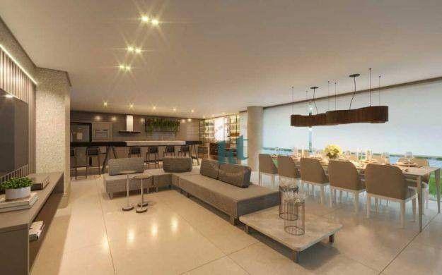 Apartamento com 2 dormitórios à venda, 63 m² por R$ 485.754,06 - Ponta do Seixas - João Pe - Foto 12