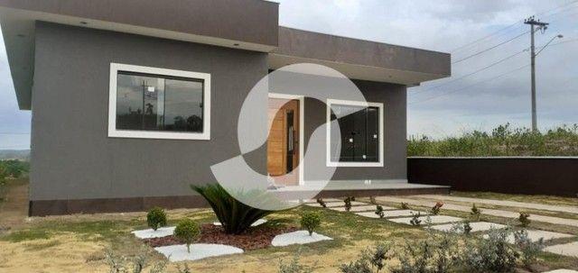 Condomínio Solaris - Casa com 3 dormitórios à venda, 140 m² - Itaipuaçu - Maricá/RJ