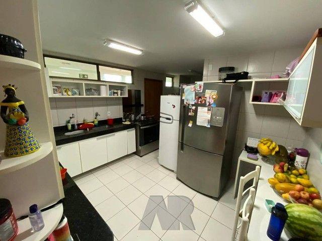 Apartamento para venda tem 127 metros quadrados com 3 quartos em Jatiúca - Maceió - AL - Foto 13