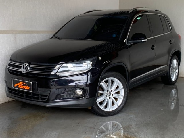 Volkswagen Tiguan Tsi 2013 Gasolina