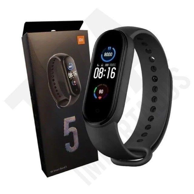 Relógio Smart M band 5 / novo na caixa