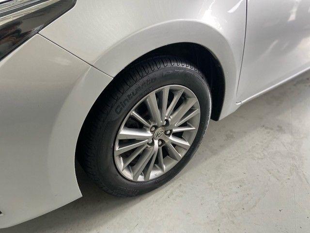 Corolla XEI 2.0 Flex aut. 2017 BLINDADO - Foto 16