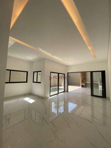 Casa com 3 dormitórios à venda, 220 m² por R$ 1.480.000,00 - Portal do Sol - Goiânia/GO - Foto 7