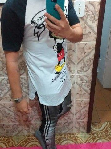 Camiseta fb exclusive no tamanho gg - Foto 3