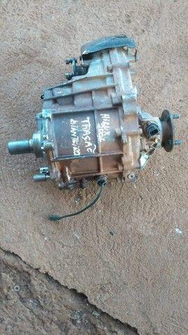Caixa Traseira Dianteira Toyota Hilux 2001 3.0 Peça Com Nota Fiscal - Foto 2