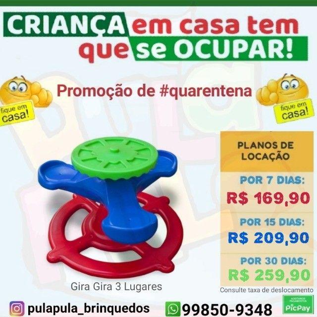 Promoção Aluguel brinquedos de playground em sua casa por 7, 15 e 30 dias - Foto 5