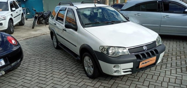 FIAT PALIO WEEKEND ADVENTURE FLEX COMPLETA ABAIXO DA FIPE