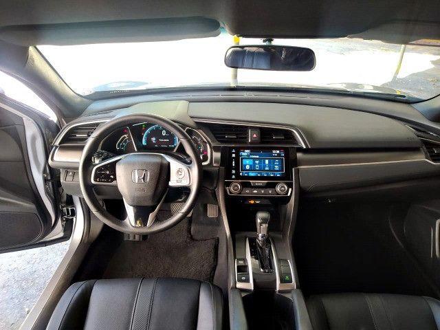 Honda Civic Exl CVT 2.0-2017 - Foto 10