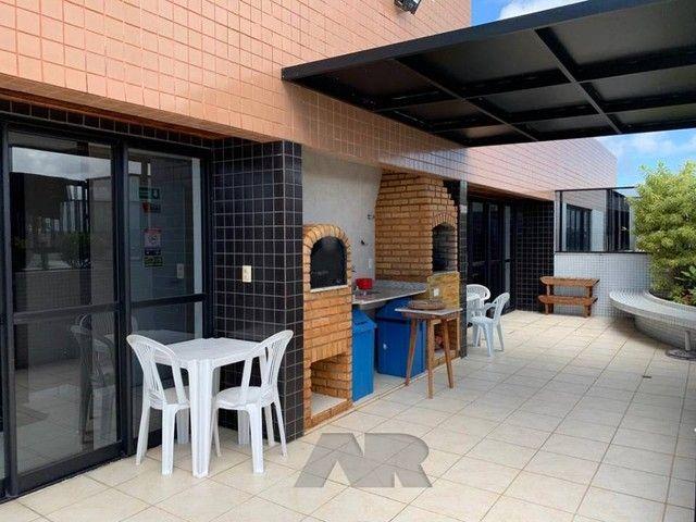 Apartamento para venda com 97 metros quadrados com 3 quartos em Ponta Verde - Maceió - AL - Foto 8