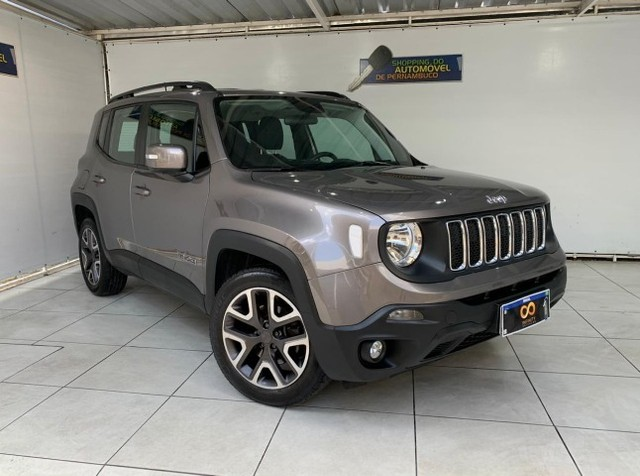jeep renegade longitude 1,8  automatico 2019  km 37091 R$ 90.990,00 - Foto 2