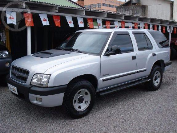 CHEVROLET S10 BLAZER ADVANTAGE 2.4