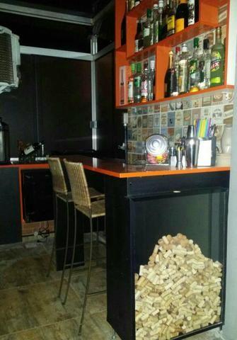 Bar /Área Gourmet