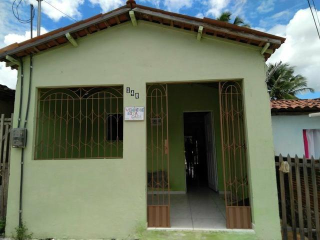 Casa 2 quartos no Zumbi, Alagoa Grande