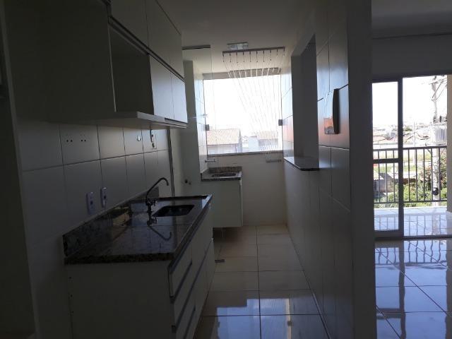 Edifício albatroz- 02 Quartos, Varanda sol da Manhã- Colina de Laranjeiras Serra Es - Foto 6