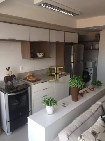 Apartamento com 2 dormitórios à venda, 67 m² por R$ 319.900 - Setor Coimbra - Goiânia/GO - Foto 8