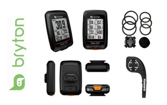 GPS Bryton 310 + Suporte Sram - NOVO - Foto 2