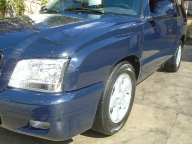Chevrolet blazer 2005 2.4 mpfi advantage 4x2 8v gasolina 4p manual - Foto 8
