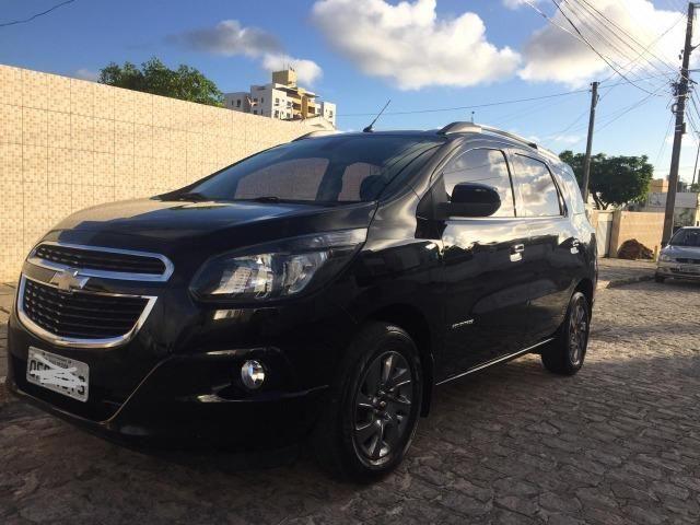 Chevrolet Spin 1.8L At Lt Adv Automática 5 Lugares - Foto 2
