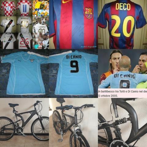 Camisa da Lazio #9 Di canio - Foto 6