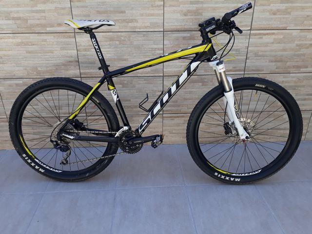 Bike MTB Scott Scale 770