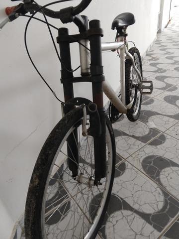Bicicleta/ aceito proposta
