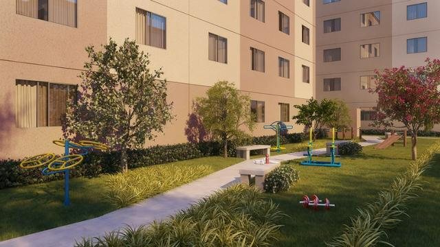 Apartamento com 2 quartos em Barra de jangada, com renda salarial a partir de R$ 1.500 - Foto 5