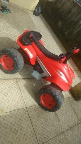 Vendo Quadriciclo enfantil