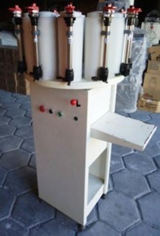 Máquina Dosadora de Tintas