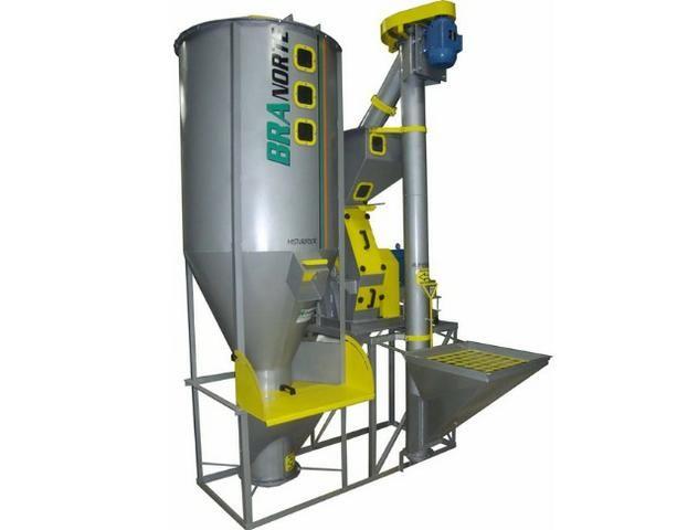 Fabrica de Ração Compacta 01 - 100500