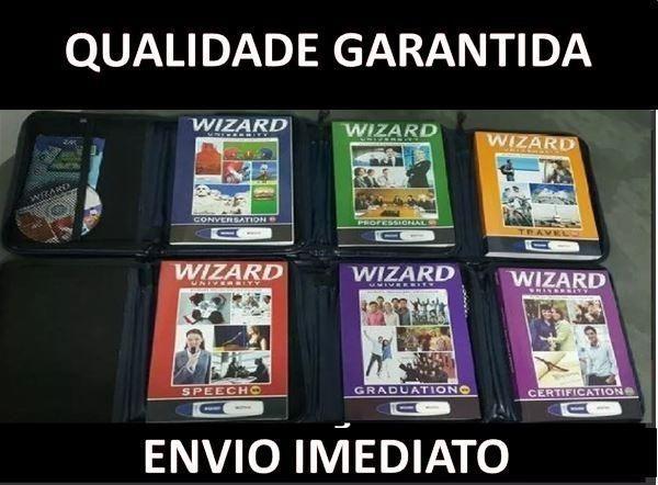 Curso de Inglês - Wizard W2 ao W12