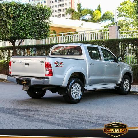 Toyota Hilux 3.0 Srv 4x4 Turbo Diesel 2013 - Foto 3