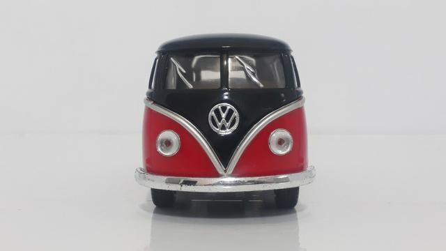 Volkswagen Kombi Escala 1:32 Miniatura