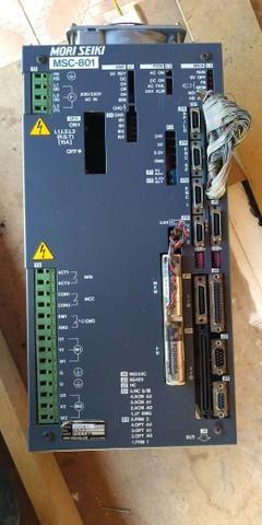 Ori Seiki MSC-801 unidade do controlador, Mfg 'd: 1996, E03023, Usado