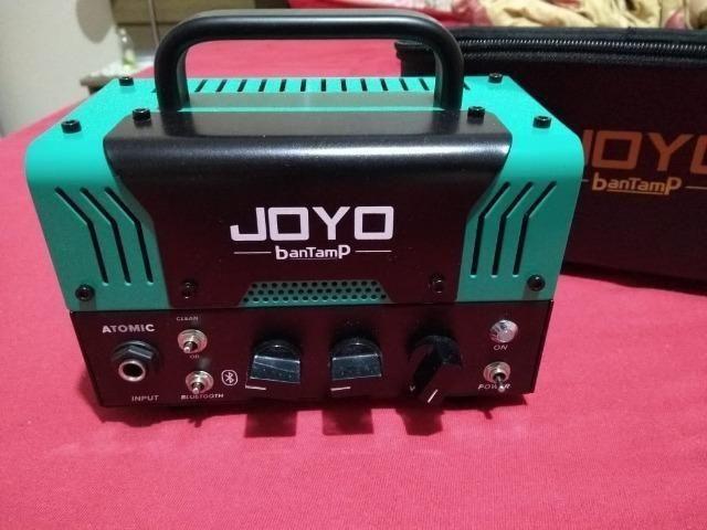 Amplificador Cabeçote Pré Valvulado Joyo Bantamp