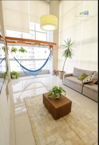 Vendo belíssimo Park House - 4 Suítes - Frente Parque Flamboyant - Foto 7