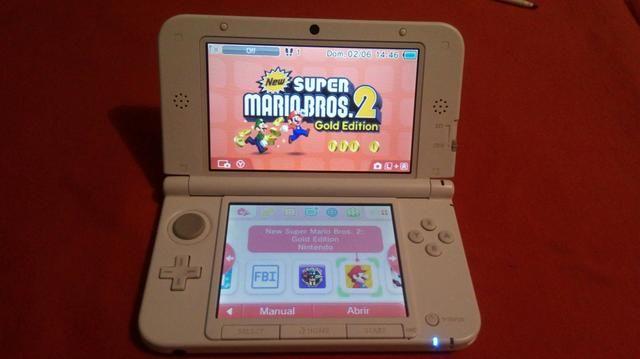 Nintendo 3DS XL Desbloqueado - Foto 2