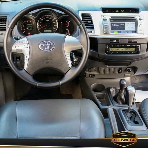 Toyota Hilux 3.0 Srv 4x4 Turbo Diesel 2013 - Foto 5