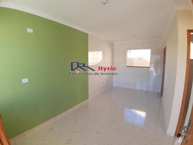 Casa com 2 quartos no Jardim Brasil em Fazenda Rio Grande - Foto 10
