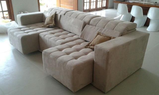 Sofa alto padrão - Foto 5