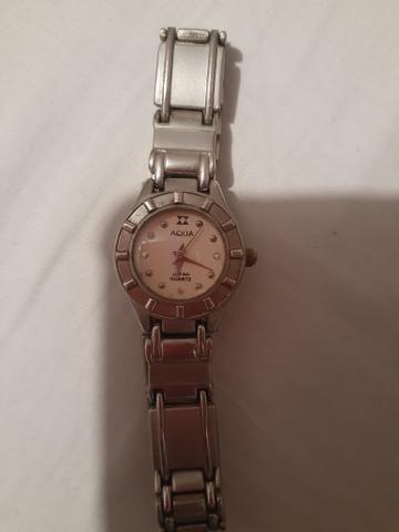 Relógios importados usados