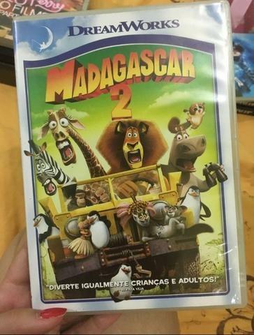 DVD Madagascar 2