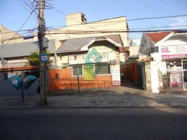 Espetacular Casa vazia 03Qts Linear com vagas pode ser residencial e comercial no Méier