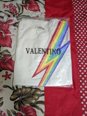 Camisa Valentino Lightning and star Tam GG