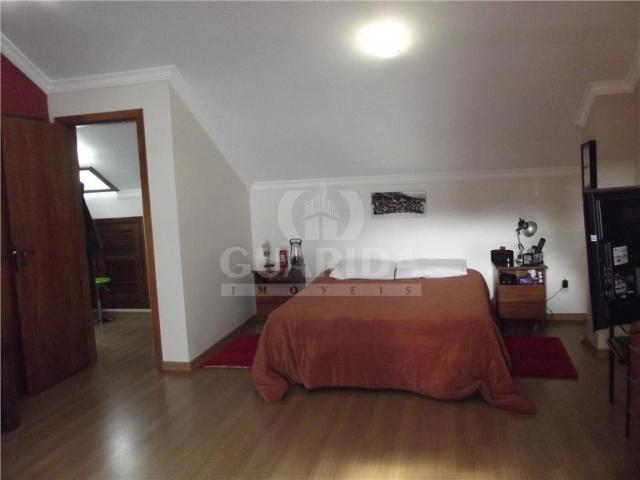Casa de condomínio à venda com 4 dormitórios em Cristal, Porto alegre cod:151113 - Foto 13