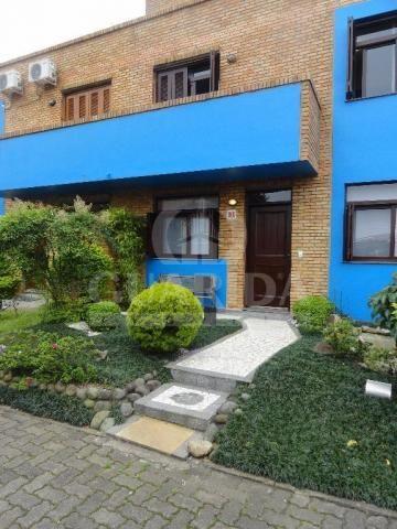 Casa de condomínio à venda com 3 dormitórios em Cavalhada, Porto alegre cod:151091