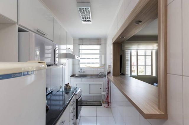 Apartamento à venda com 1 dormitórios em São joão, Porto alegre cod:HT207 - Foto 9
